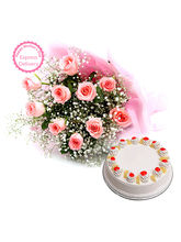 Ferns N Petals Mothers Day Express Gift Spl - Flow...