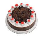 Ferns N Petals Blackforest Cake Half Kg Eggless