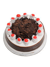 Ferns N Petals Black Forest Cake Half Kg