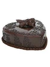 Ferns N Petals Chocolate Truffle Royale Half Kg Eg...
