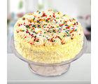 Ferns N Petals Special Vanilla Cake