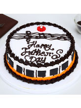 Ferns N Petals Fathers Day Gorgeous Piano Chocolate Cake, eggless