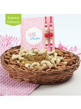 Ferns N Petals Crunchy Rakhi Wishes