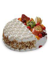 Ferns N Petals Half N Half Cake 1Kg