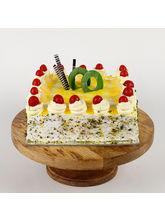 Ferns N Petals Cream Drop & Cherry Pineapple Cake