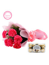 Ferns N Petals Mothers Day Special Cute Hamper