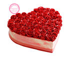 Ferns N Petals Mothers Day Special Rose Cake Half kg Eggless