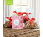 Ferns N Petals Healthy Delight Combo-Rakhi
