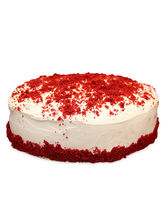 Ferns N Petals Red Velvet Fresh Cream Cake 1Kg