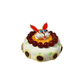 Ferns N Petals The Delicious Rabbit Cake Eggless 1...