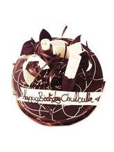 Ferns N Petals Belgian Choco Cake Half Kg
