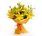 Ferns N Petals Asiatic Lilies