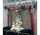 Ferns N Petals Mixed Flowers Ganpati Decoration