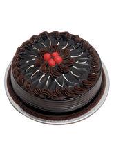 Ferns N Petals Eggless Truffle Cake Half Kg