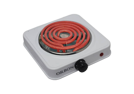 Orbon G Coil Stove 1000 Watts With Thermostat Heavy Quality ( With Free Shipping & Updated GST Rates) Electric Cooking Heater (1 Burner)