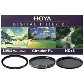 HOYA FILTER DIGITAL KIT, 62.0mm