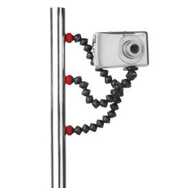 Joby GorillaPod Magnetic (Black/Red), black/red