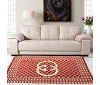 Sweet Home Decor - Exclusive Heavy Chenille Carpet for Living Room, Rugs for Bedroom, Shaggy Carpets & Rugs for Hall, Offices, Cabin Carpet (5Feet X 7Feet)