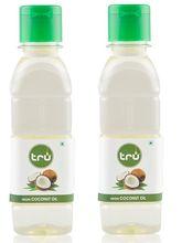 Tru Extra Virgin Coconut Oil 200ml Pack Of 2 (TRUCN04C)
