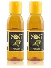 Yohi Extra Virgin Gingelly Oil 200ml Pack Of 2 (YOHISS04C)