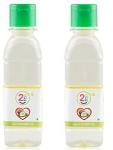 2Me Coconut Oil 200ml Pack Of 2 (2MECN04C)