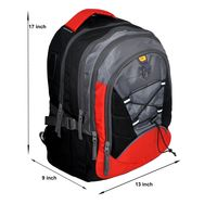 Laptop bag (MR-1125-RED-BLK)