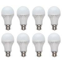 7W LED Bulb 8 Piece COMBO Offer