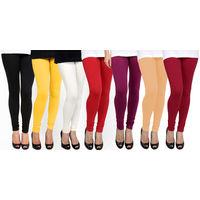 Shriwat Teens Legging Set of 7 USDWLEG0002S07, xl