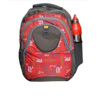 backpack (MR-93-RED-GRY)