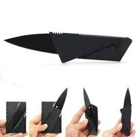 SuperDeals Pocket Credit Card Shaped Folding Safety Knife