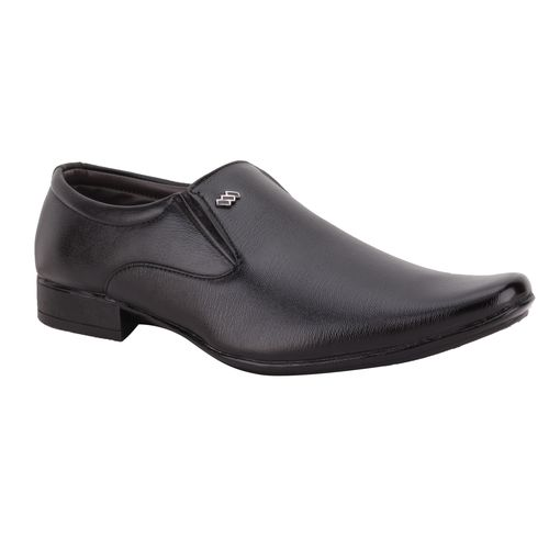 Smoky Black Classic Shoe SM104BK, 8