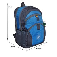 Laptop bag (MR-96-BLU-GRY)