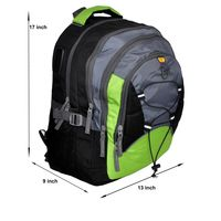 Laptop bag (MR-1125-GRN-BLK)