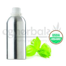 Organic Basil Oil, 10g