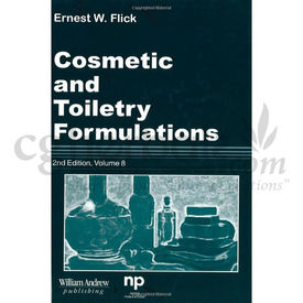 Cosmetic And Toiletry Formulations, Volume 8, 2Nd Edition