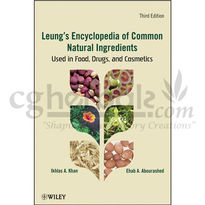 Leung'S Encyclopedia of Common Natural Ingredients: Used In Food, Drugs and Cosmetics, 1000g