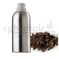 Clove Oil Rectified 85%, 500g