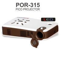 Portronics Pico Projector Mini Mobile Portable Handheld LED USB HDMI