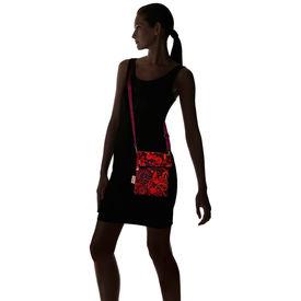 Stylish Designer Sling Bag with multicolor print for Girls/Women, nsb008-7jpg