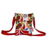 Stylish Designer Sling Bag with multicolor print for Girls/Women, nsb015-7jpg