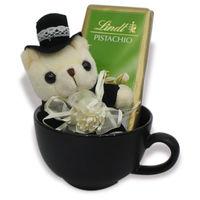 Gift Love Mug N Teddy