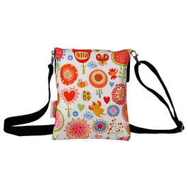 Stylish Designer Sling Bag with multicolor print for Girls/Women, nsb010-7jpg