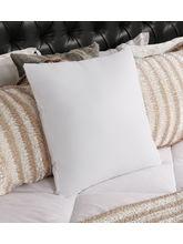 Homeland@Dreamsunlimited Cushion Filler Sleeping Pillow (Square), single cushion, white
