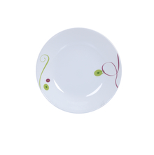 Corelle India Collection Royal Sequins 6 Pcs Small Plate
