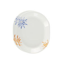 Corelle India Collection Carnival 2 pcs Oval Serving Platter