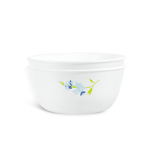 Corelle India collection Blue Blossom 2 Pcs Curry Bowl