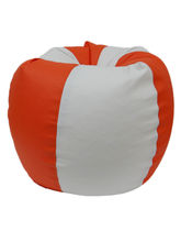 Orka Classic Bean Bag Filled With Beans, jumbo