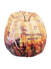 Orka YRF Rab Ne Banadi Jodi Digital Printed Bean Bag Cover Only, xl