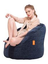 Orka Chennile Big Boss Chair, cover only