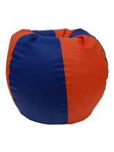 Orka Classic Bean Bag Filled With Beans, xl